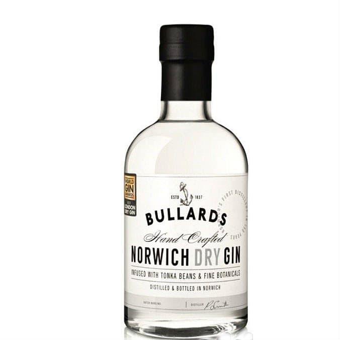 Norwich Gin by Bullards Distillery