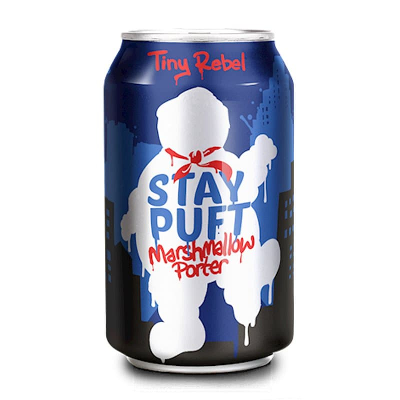 Stay Puft by Tiny Rebel