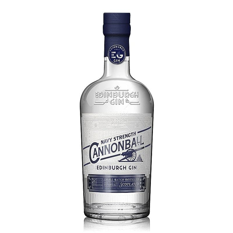 Edinburgh Cannonball Gin by Edinburgh Gin