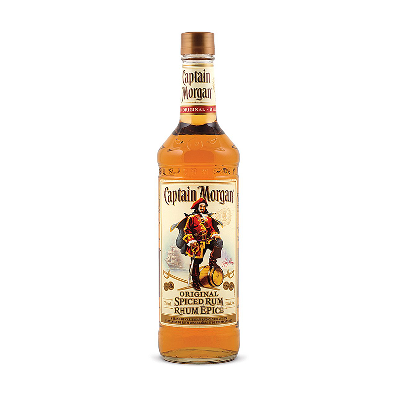 Captain Morgan Original Spiced Gold Rum by Captain Morgan Rum