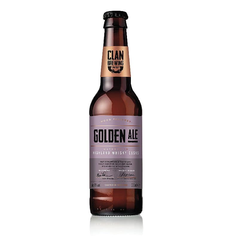Golden Ale by Clan Brewing Co