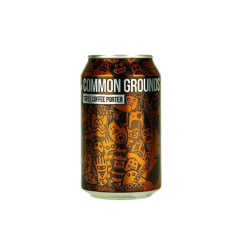 Common Grounds by Magic Rock Brewing