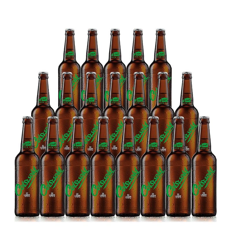 22 Lager 20 Case by Cotswold Brew Co