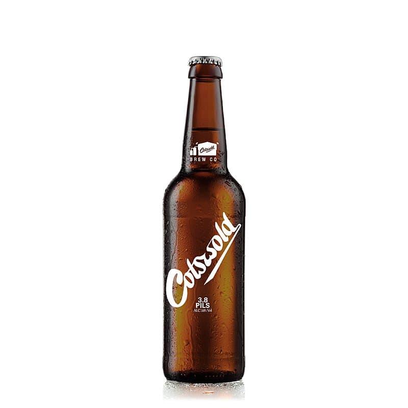 Pils 330ml bottle by Cotswold Brew Co