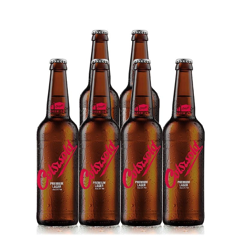 Premium Lager 6-Case by Cotswold Brew Co