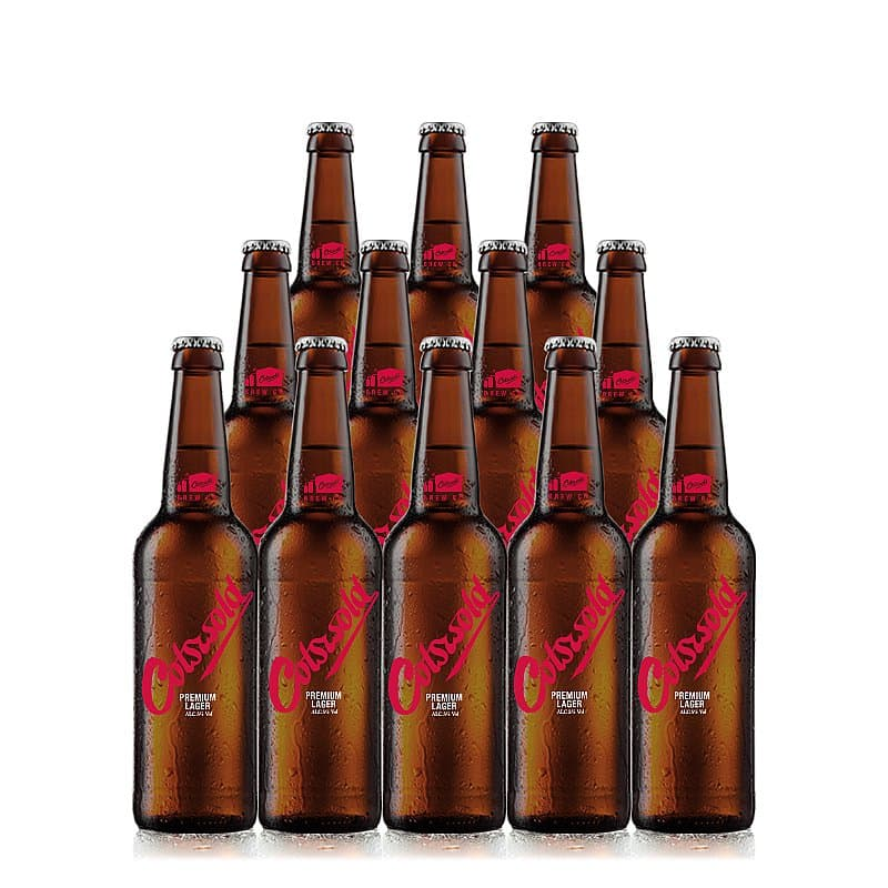 Premium Lager 12-Case by Cotswold Brew Co