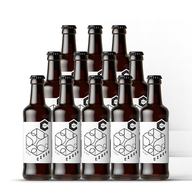 Cider 12 Case by Crate Brewery