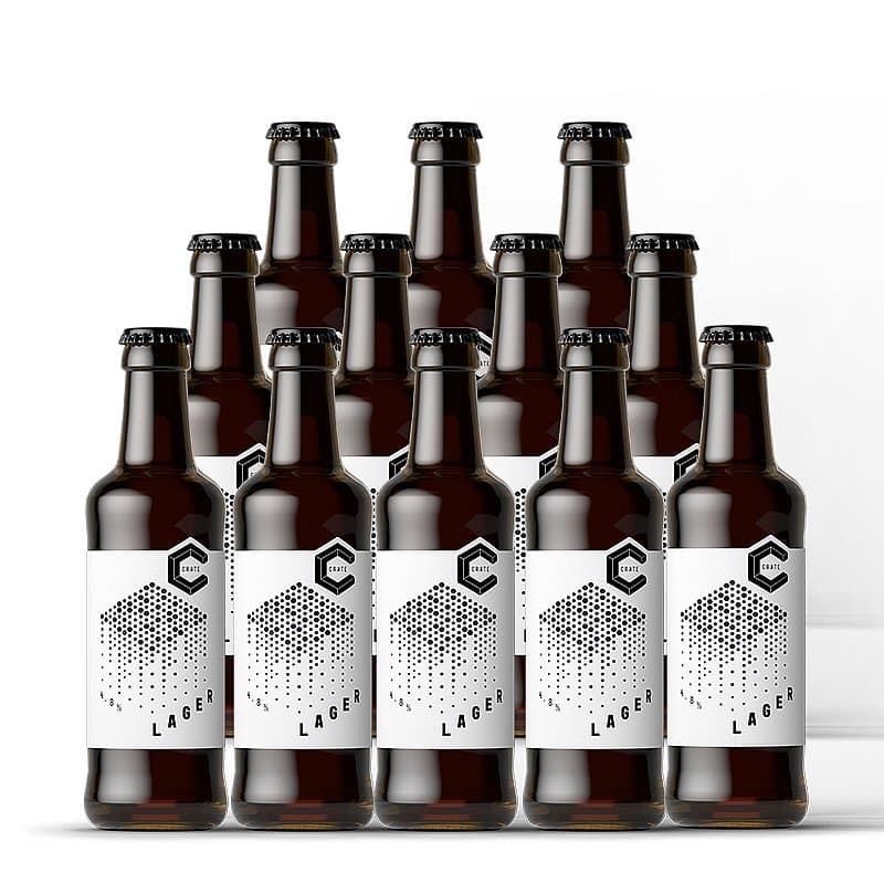Lager 12 Case by Crate Brewery