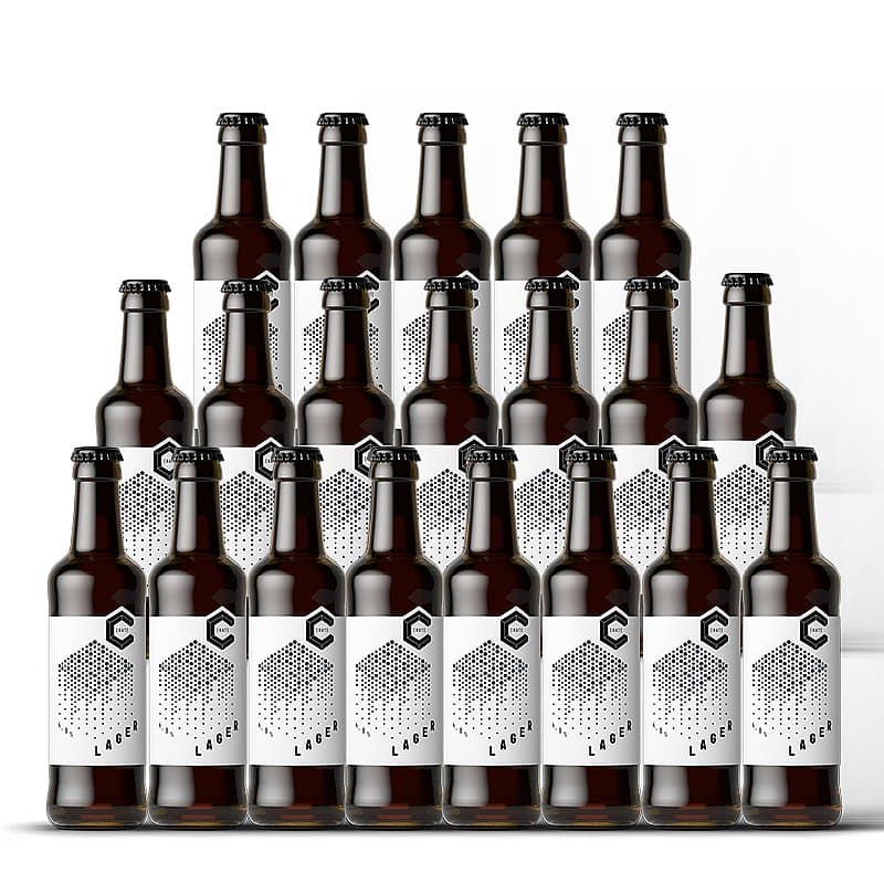 Lager 20 Case by Crate Brewery
