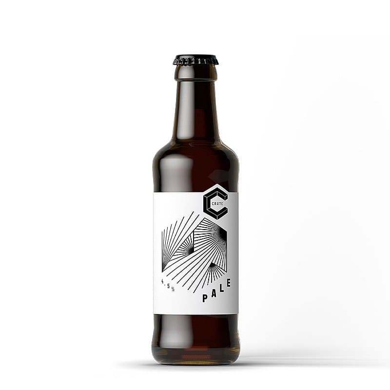 Pale Ale by Crate Brewery