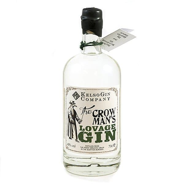 Lovage Gin by The Kelso Gin Company