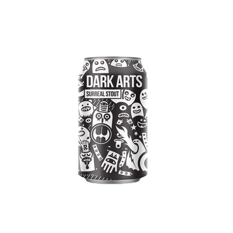 Dark Arts by Magic Rock Brewing