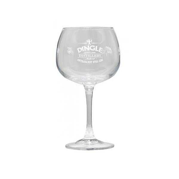 Dingle Gin Glass