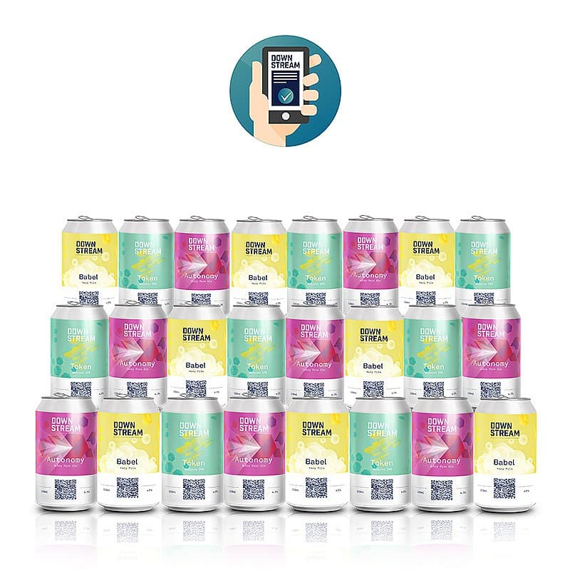 Downstream 24 Pack by Downstream