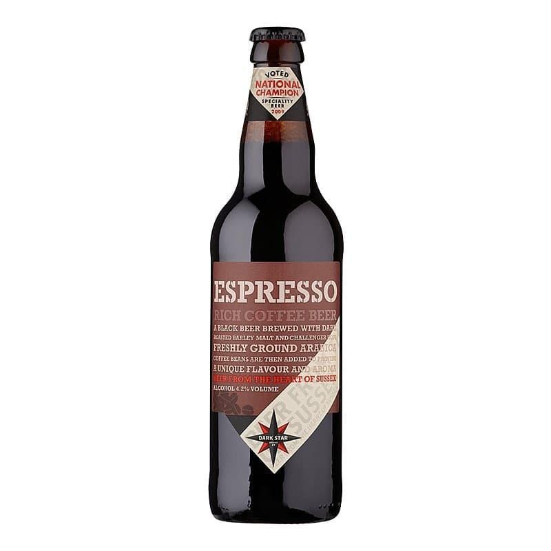 Dark Star Espresso by Dark Star Brewing