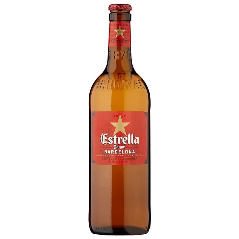 Estrella Damm 660ml by Estrella / S.A. Damm