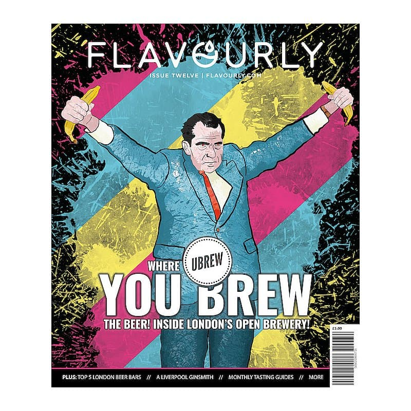 Flavourly Magazine Issue 12 by Flavourly