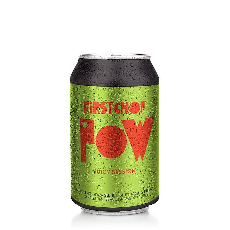 POW by First Chop Brewing Arm