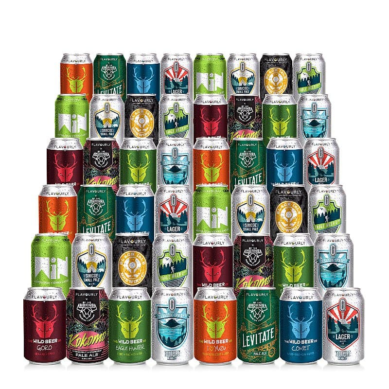 Mixed 48 Case by Flavourly Collaboration Cases