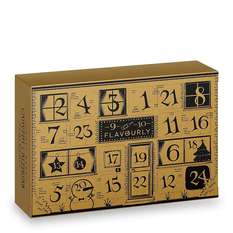 Craft Beer Canvent Calendar by Flavourly Collaboration Cases