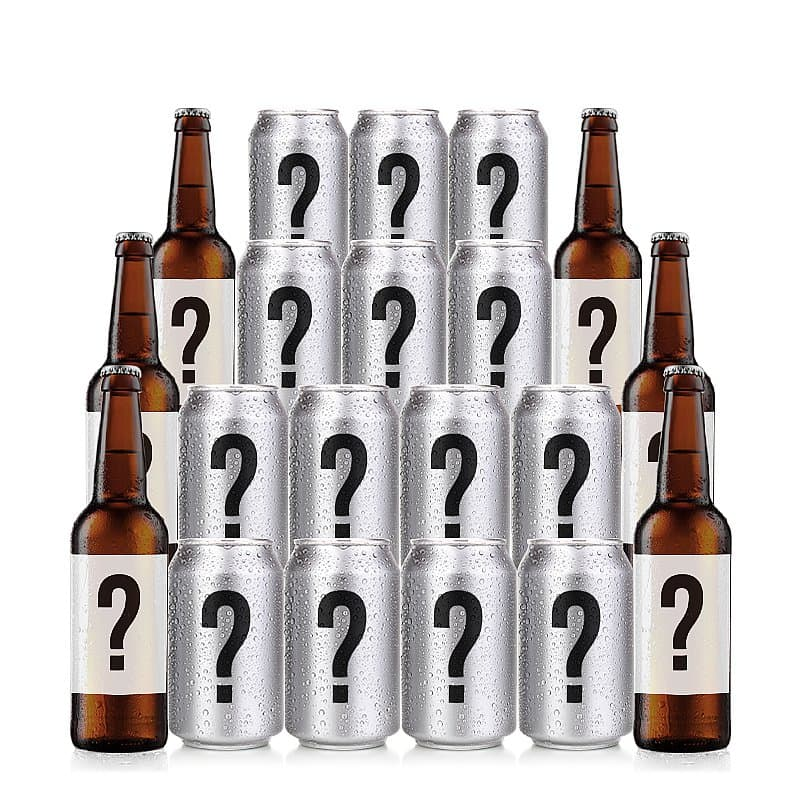 Mystery 20 Case by Flavourly Collaboration Cases