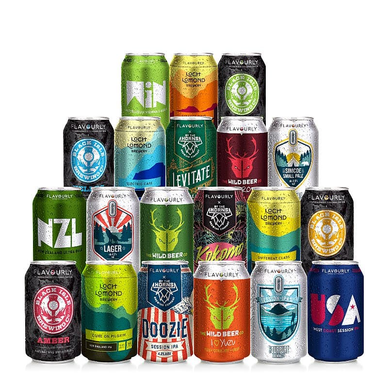 Variety 20 Case by Flavourly Collaboration Cases