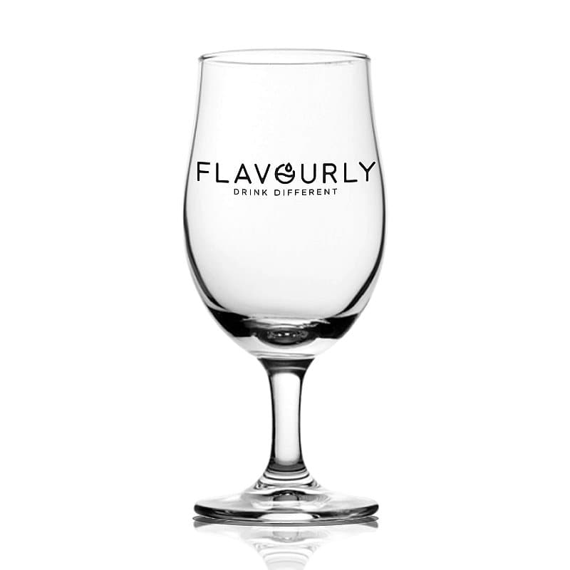 Stemmed Beer Glass by Flavourly