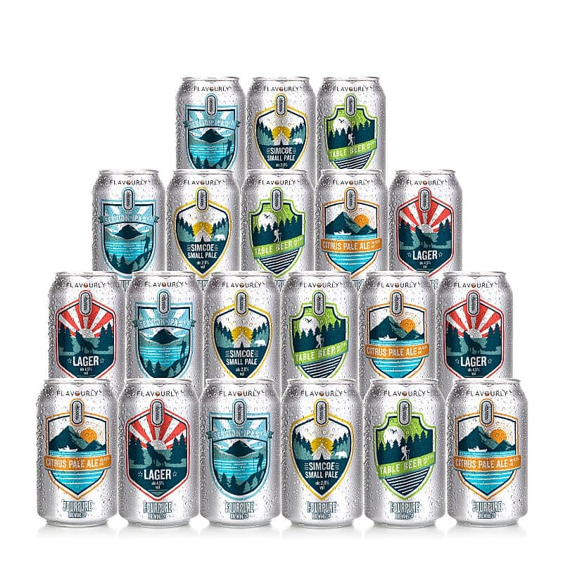 Mixed 20 Case by Fourpure