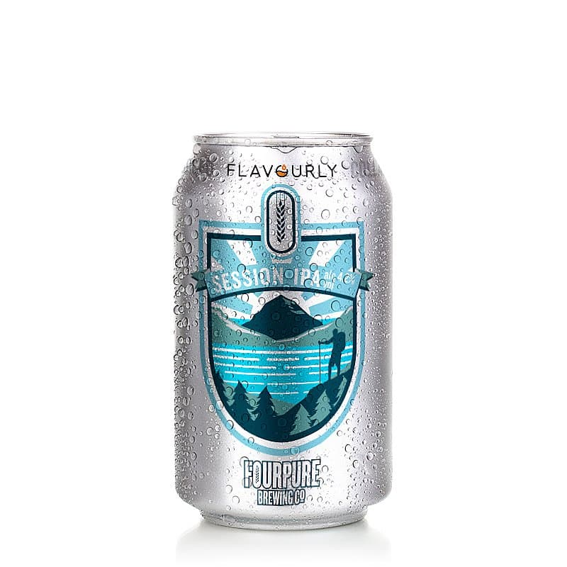 Fourpure Session IPA by Fourpure x Flavourly