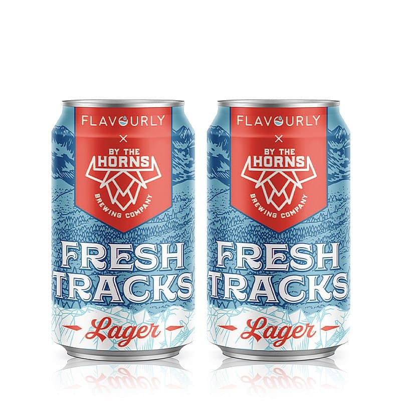 Fresh Tracks Twin Pack by By The Horns X Flavourly
