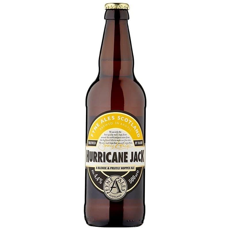 Fyne Ales Hurricane Jack by Fyne Ales