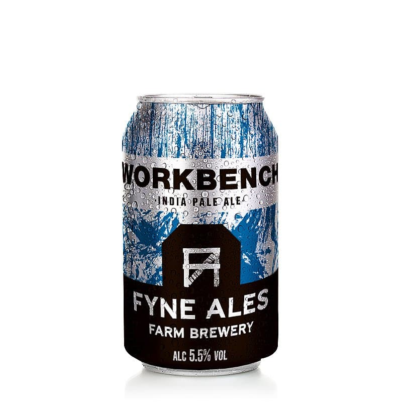 Workbench IPA by Fyne Ales