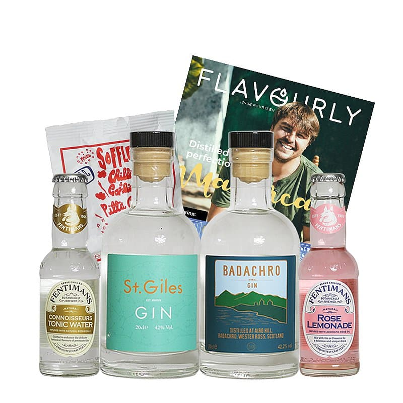 Gin 2 Case by Flavourly Gin