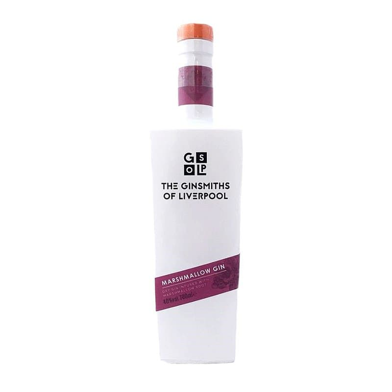 Marshmallow Gin by Ginsmiths of Liverpool