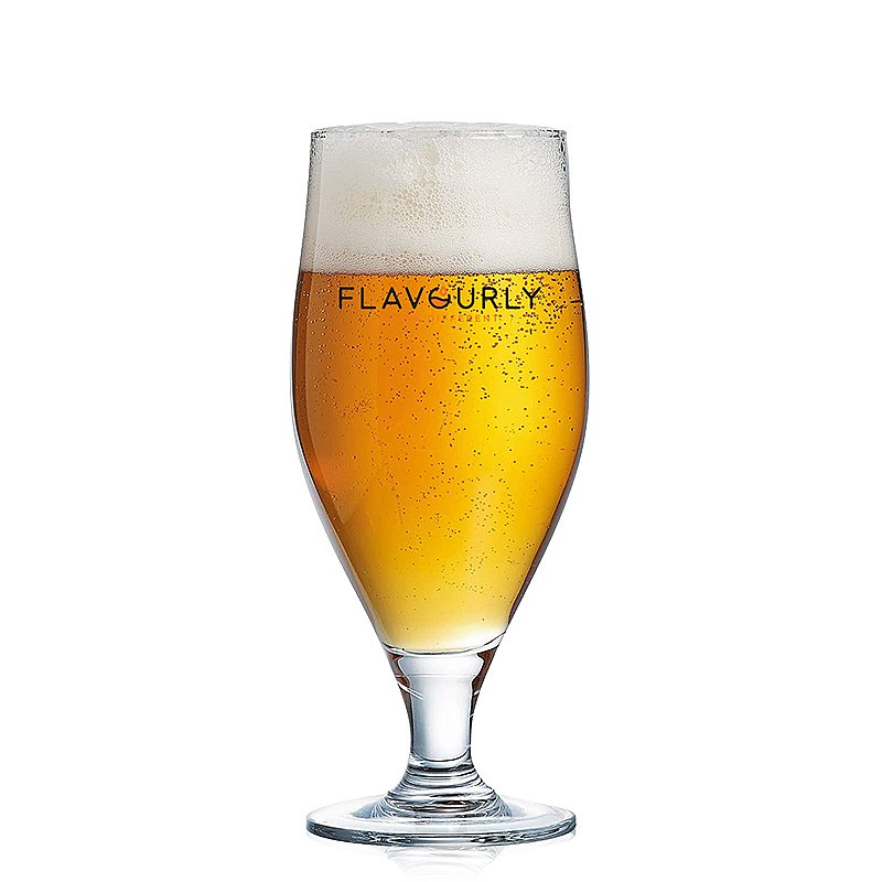 Flavourly Beer Glass