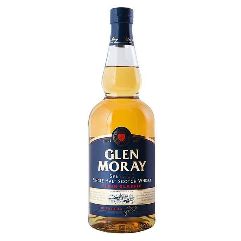 Glen Moray Elgin Classic Malt