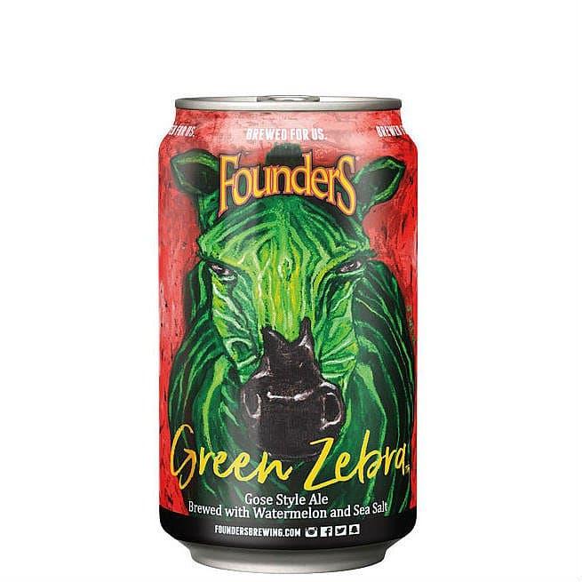Green Zebra by Founders