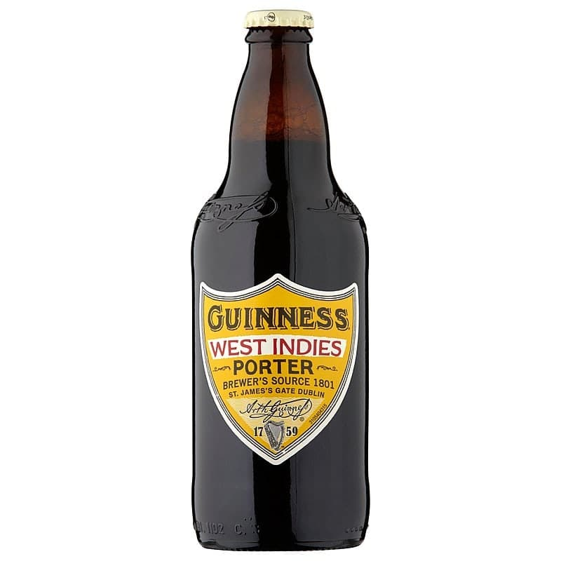 Guinness West Indies Porter by Guinness