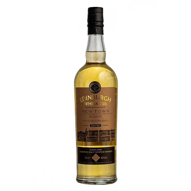Edinburgh Peated Highland Blended Malt by Edinburgh Whisky