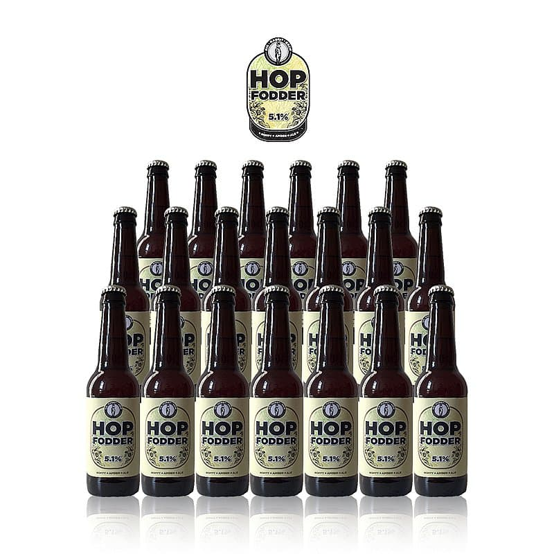 Hop Fodder 20 Case by Merchant City Brewing