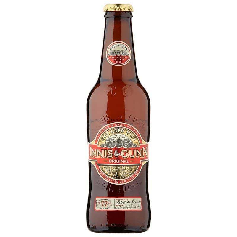 Original Oak Aged Beer by Innis & Gunn