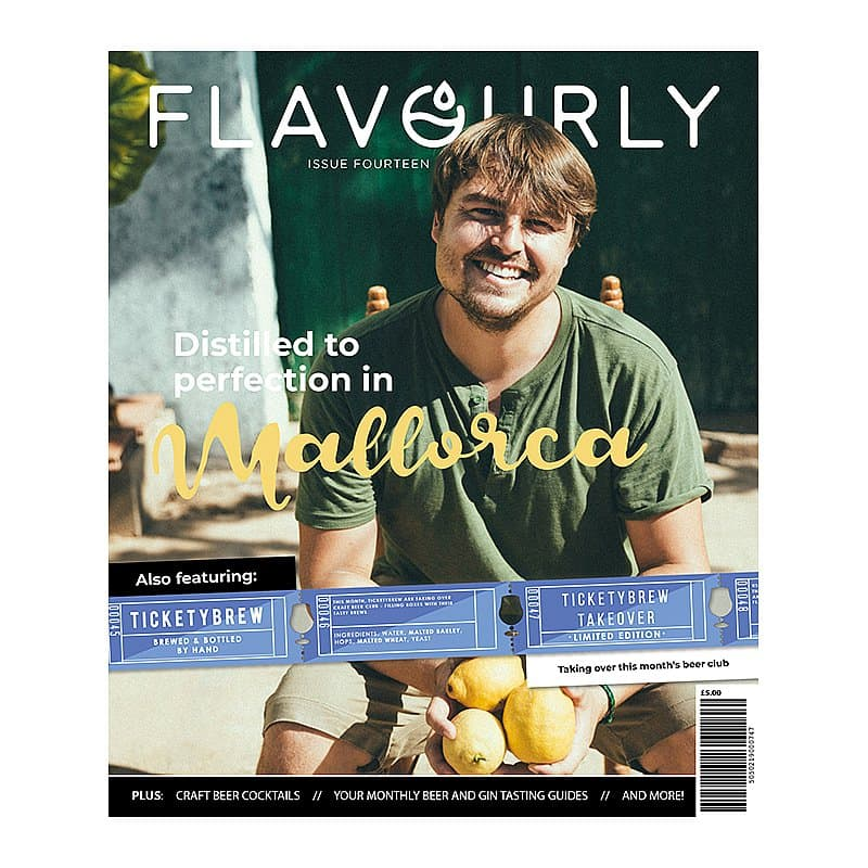 Flavourly Magazine Issue 14 by Flavourly