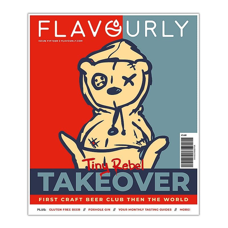 Flavourly Magazine Issue 15 by Flavourly