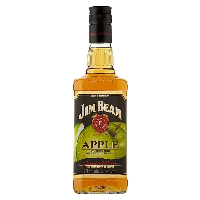 Jim Beam Apple Glass Gift Pack