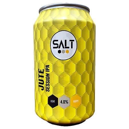 Jute Session IPA by Salt Beer Factory