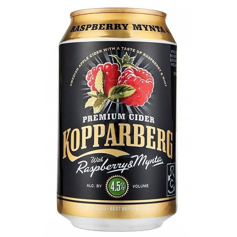 Kopparberg Raspberry & Mint 330ml