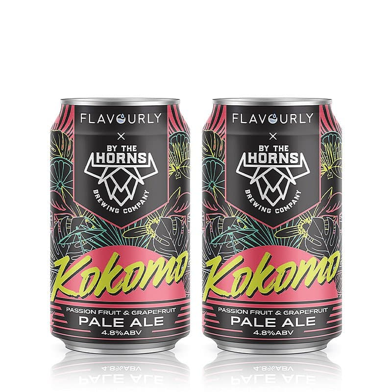 Kokomo Twin Pack by By The Horns X Flavourly