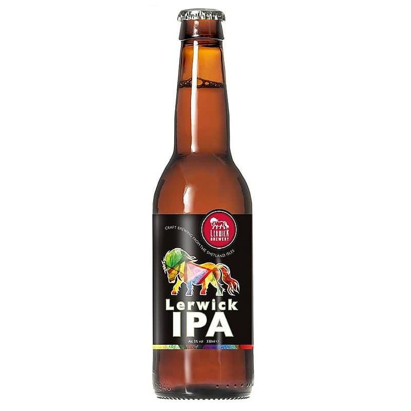 Lerwick IPA by Lerwick Brewery