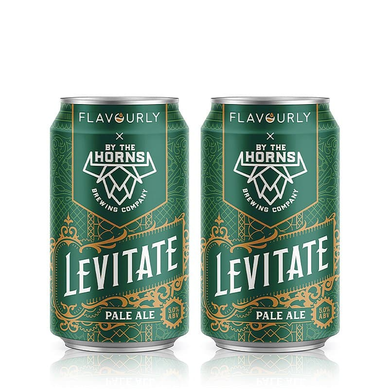 Levitate Twin Pack by By The Horns X Flavourly