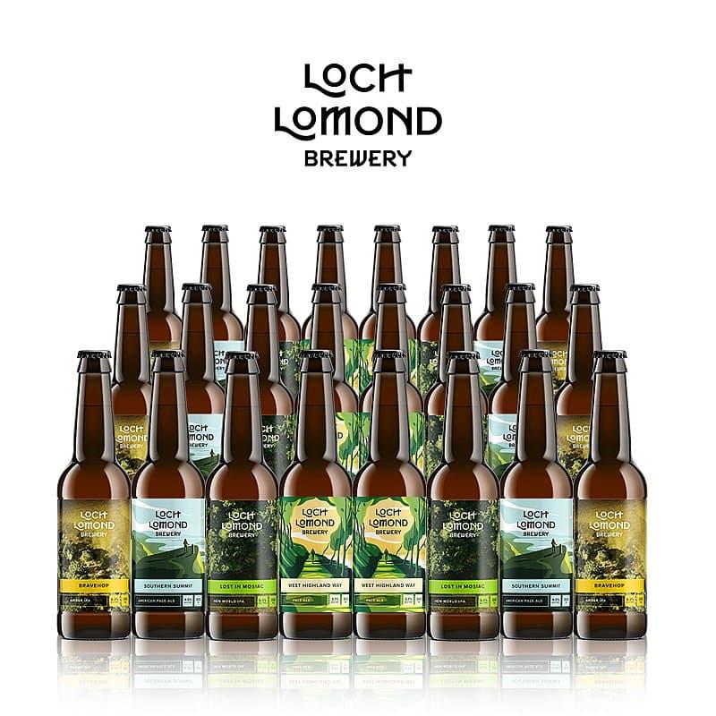 Loch Lomond 6x4 Mixed 24 Case by Loch Lomond Brewery
